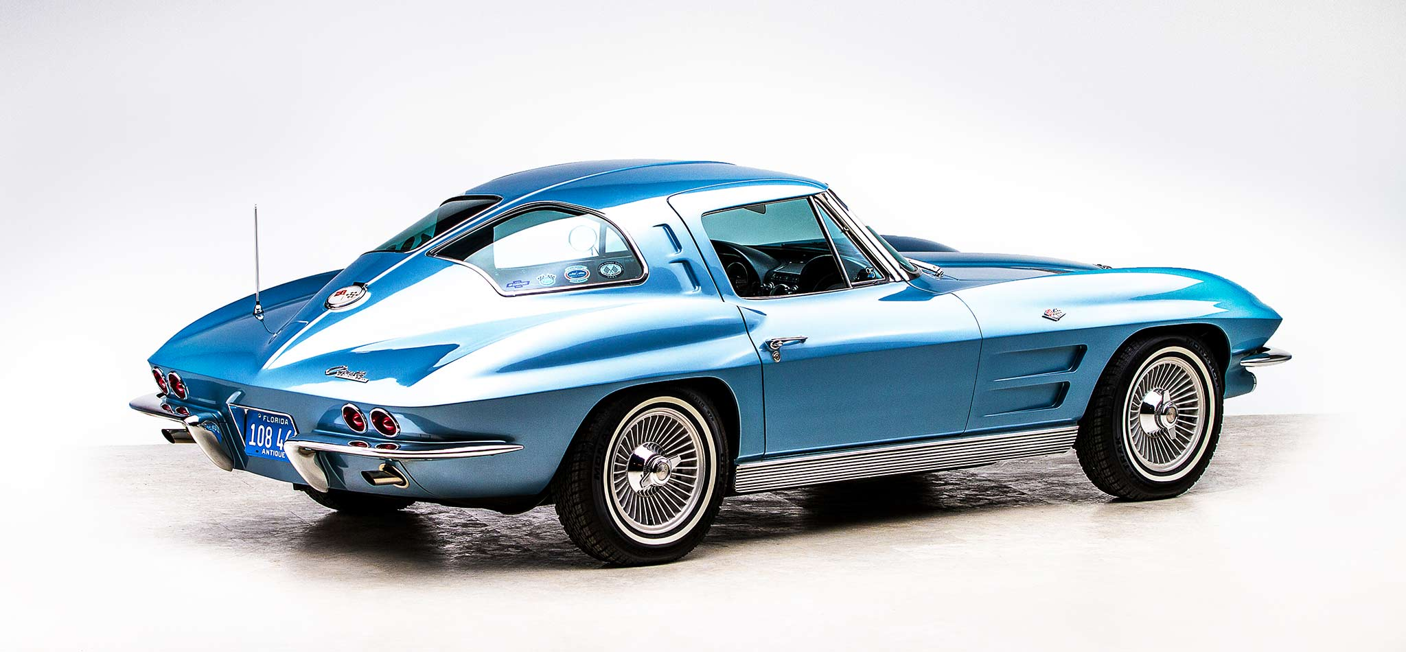 Three Things To Know About The Split-Window Corvette |1963 Corvette Split Window Stingray